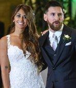 Düğüne yıldız akını