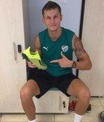 Bursaspor'da Necid ve Kembo yeniden takıma döndü