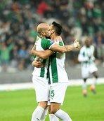Bursaspor Erzurumspor maçı hazırlıklarına başladı