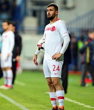 Galatasaray'da sol beke Ömer Bayram