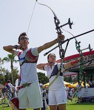 Turkish archers break European records in Poland
