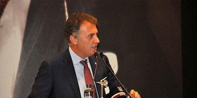 ''Cumhurbaşkanımız olmasa Vodafone Park'ı yapamazdık''