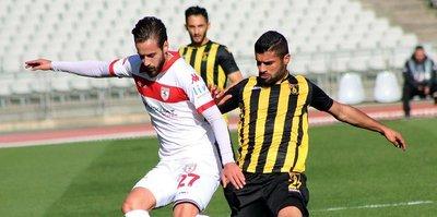İstanbulspor ve Samsunspor yenişemedi
