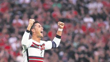 Ronaldo kapışması