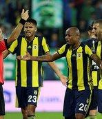 Fenerbahçe ligde en çok kaybeden 2. takım
