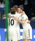Real Madrid Kulüpler Dünya Kupası'nda finalde