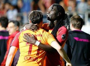 Galatasaray'ın golcüleri Beşiktaş'ı 3'e katladı
