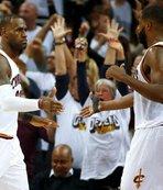 NBA'de play-off'lar başladı