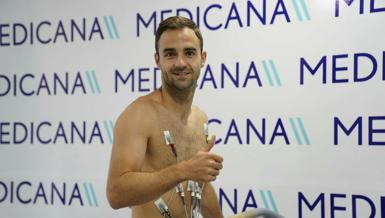 Sivasspor'da yeni transfer Jorge Felix sağlık kontrolünden geçti