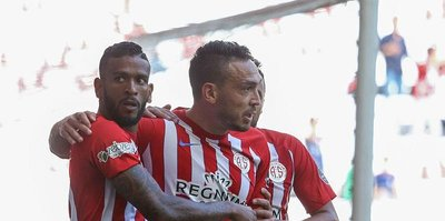 Antalyaspor 1-0 Kasımpaşa   MAÇ SONUCU