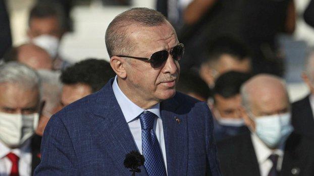 Başkan Recep Tayyip Erdoğan'dan Şahika Ercümen'e tebrik telefonu