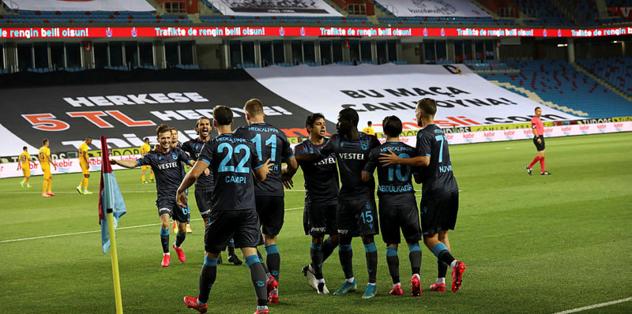 Trabzonspor için tarihi derbi! Tek hedef 3 puan