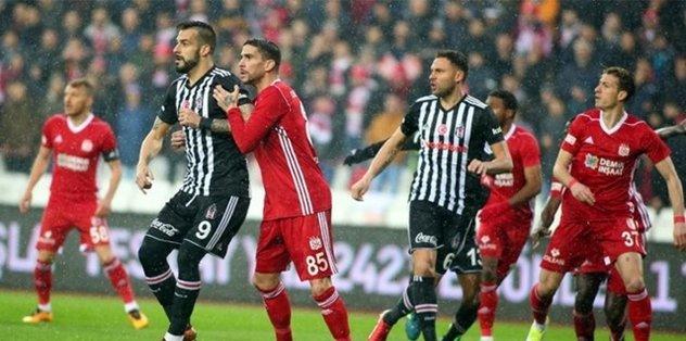 Beşiktaş ile Sivasspor maçı hangi kanalda, ne zaman, saat kaçta?