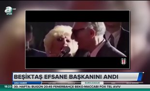 Beşiktaş'tan Süleyman Seba'ya özel video