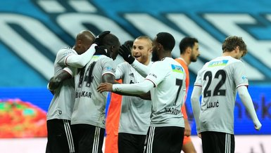Besiktas end Basaksehir's 4-game winning streak