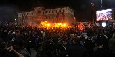 Sivas'ta Süper Lig coşkusu