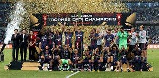 Şampiyon PSG!