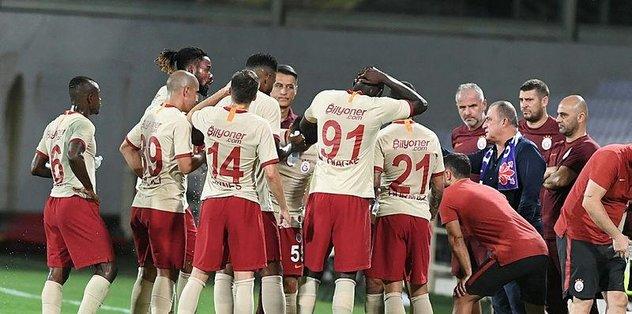 Galatasaray Floransa'da kayıp! Peki kim nasıl oynadı?