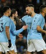 Manchester City kupada zorlanmadı