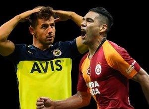Bir tarafta kaburga kırığı bir tarafta hayal! Emre Belözoğlu ve Falcao...