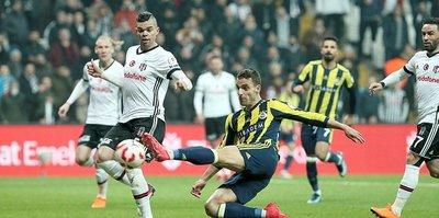 Fenerbahçe'nin Türkiye Kupası'nda bileği bükülmüyor