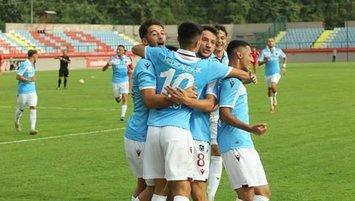 U19'lar iyi başladı: 1-0