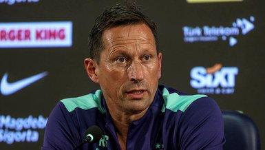 """Galatasaray PSV maçı sonrası Roger Schmidt konuştu! """"Zor geçti ama iyi iş çıkardık"""" (GS spor haberi)"""