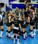 AXA Sigorta Kupa Volley'de yarı finalistler belli oldu
