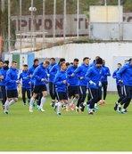 Trabzonspor, hazırlıklarına devam etti