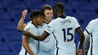 Brighton 1-3 Chelsea | MAÇ SONUCU