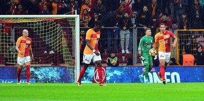 Galatasaray'da 2010-11'den sonra ilk