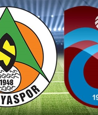 Alanyaspor - Trabzonspor | CANLI