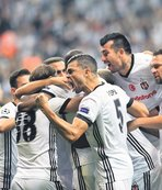 Beşiktaş'tan Monaco provası