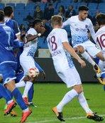 Trabzonspor kupada son 16'da | GOLLER BURADA