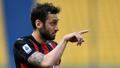 Son dakika spor haberleri: İtalyanlar duyurdu! Hakan Çalhanoğlu için flaş transfer iddiası!