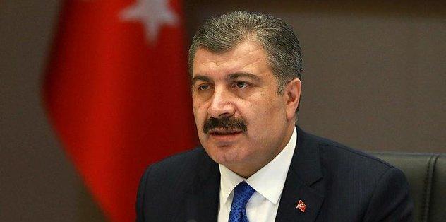 Son dakika haberi: Corona virüsünde (koronavirüs) son durum ne? 5 Nisan 2020 Türkiye'de corona virüsü vaka sayısı kaç? Sağlık Bakanı Dr. Fahrettin Koca açıklama yaptı