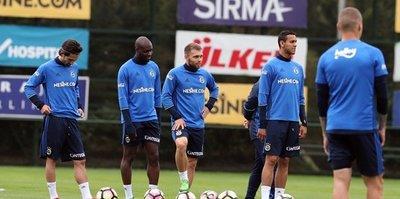F.Bahçe, Adanaspor maçı hazırlıklarına başladı