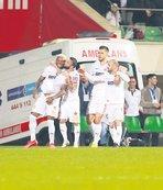 Fernandes 7 gole ulaştı