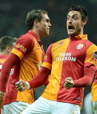 "Albert Riera: ""Mutlak favori Galatasaray"""