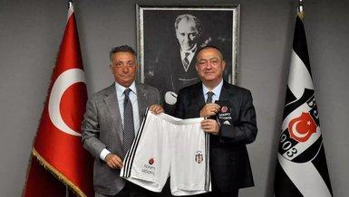 Beşiktaş'ta futbol takımının şort ve konç sponsoru Sompo Sigorta oldu (BJK haberi)