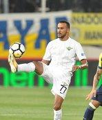 Akhisarspor, Serginho'da mutlu sona ulaştı