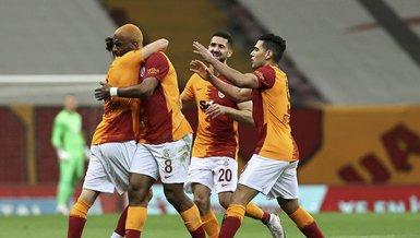 Galatasaray - Beşiktaş: 3-1 (MAÇ SONUCU - ÖZET)