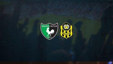 Denizlispor - Yeni Malatyaspor maçı ne zaman, saat kaçta ve hangi kanalda canlı yayınlanacak? | Süper Lig