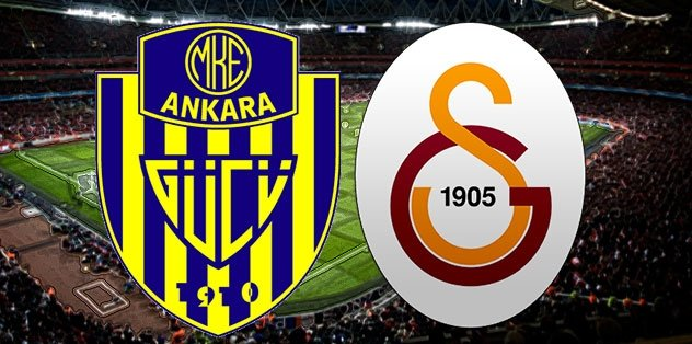 Ankaragücü - Galatasaray | CANLI
