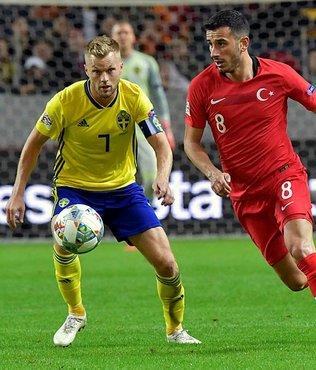 İsveç, Türkiye maçına iddialı hazırlanıyor