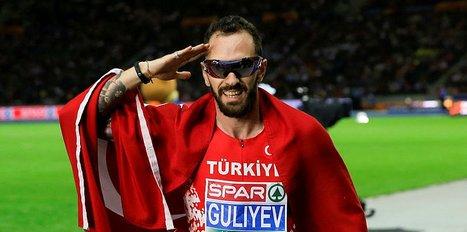 Ramil Guliyev'e askerde doping kontrolü