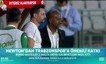 Newton'dan Trabzonspor'a önemli katkı