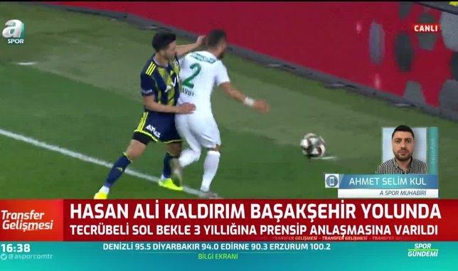 hasan ali kaldirimin yeni takimi belli oldu 1596807986717 - Son dakika: Medipol Başakşehir Hasan Ali Kaldırım ile prensip anlaşmasına vardı!