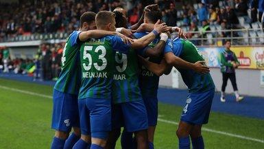 Çaykur Rizespor 3-1 İttifak Holding Konyaspor | MAÇ SONUCU