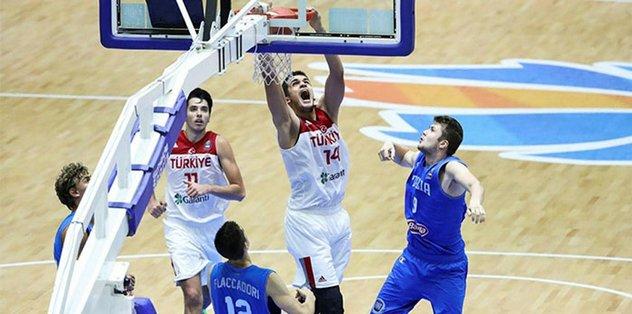 Türkiye çeyrek final şansını kaybetti